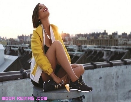 Colección Alicia Keys para Reebok