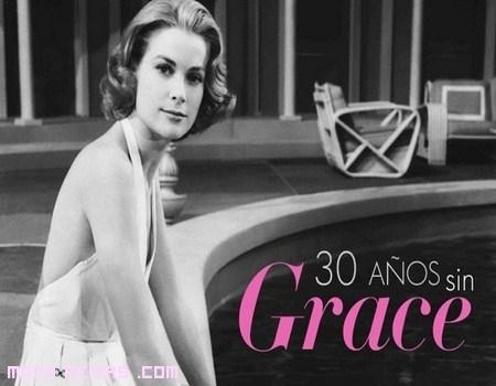 Grace Kelly, 30 años después