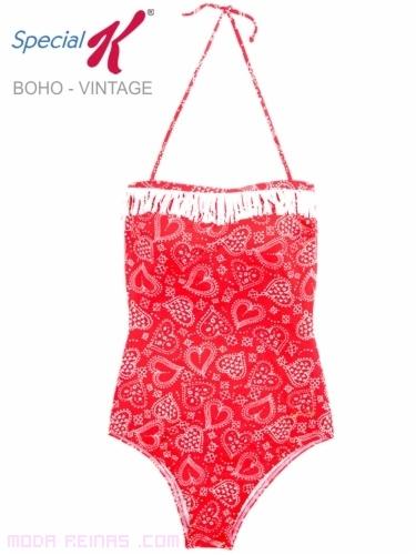 bañadores con estampados de moda