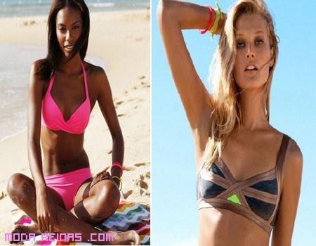 Nuevos bikinis en H&M para este 2013