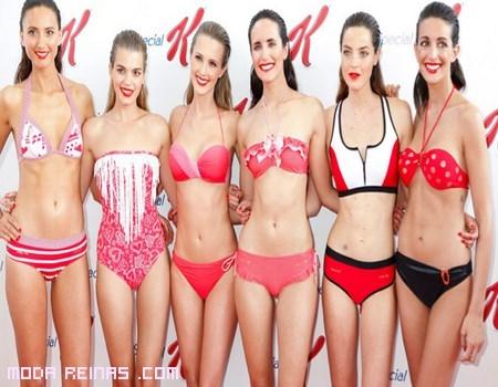 Bikinis Special K y Dolores Cortés