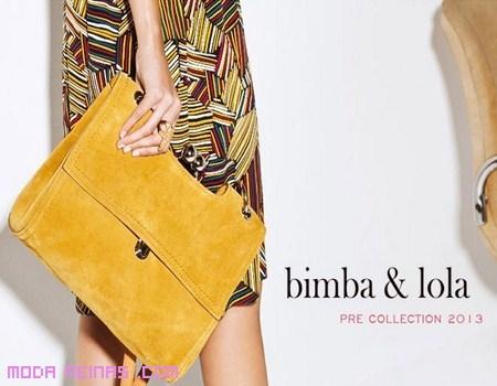 Colección Bimba & Lola primavera 2013