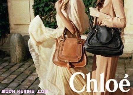 Complementos Chloé para este verano 2012