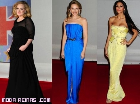 Brits Awards 2012, otra gala llena de elegancia