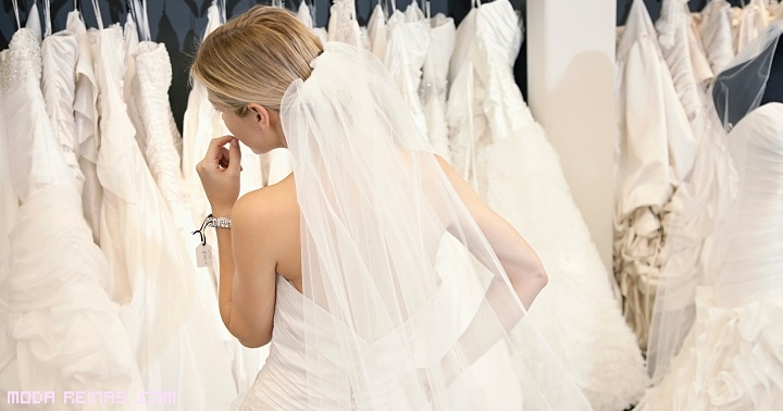 Consejos para elegir vestidos de novia