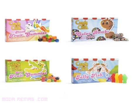 dulces de moda