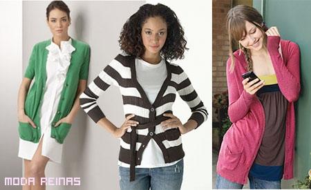Cardigans-para-layering-vestirse-en-capas