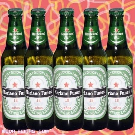Cervezas personalizadas para ese regalo especial