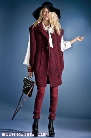 chalecos lana