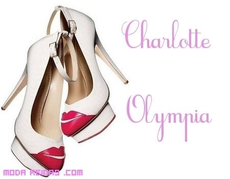 Zapatos para novia Charlotte Olympia