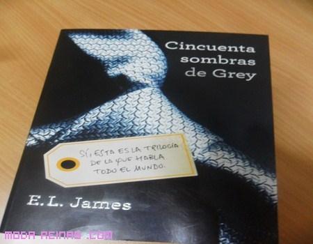 Libro recomendado: Cincuenta sombras de Grey