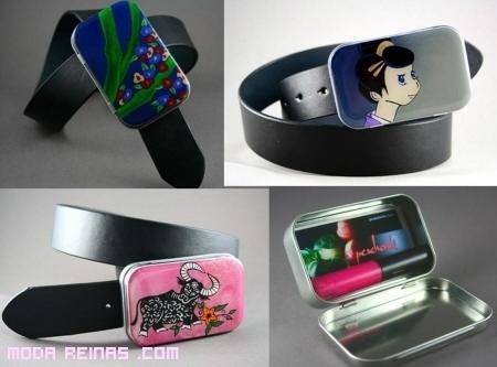 Cinturones Etsy, originales y de moda