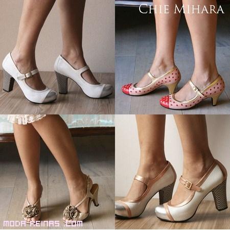 Zapatos cómodos Chie Mihara