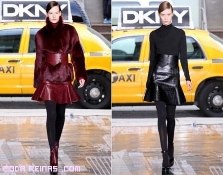 Donna Karan y su colección de moda femenina