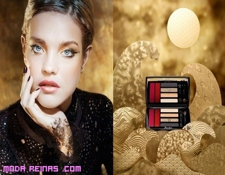 Maquillaje Guerlain para las Navidades 2012