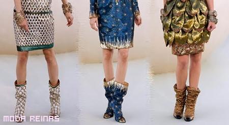 Colección Calzados Chanel Otoño 2010