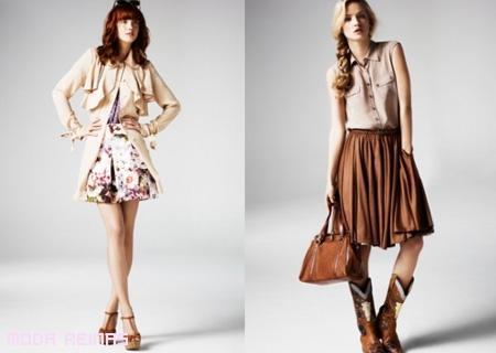 Colección moda femenina 2011: River Island