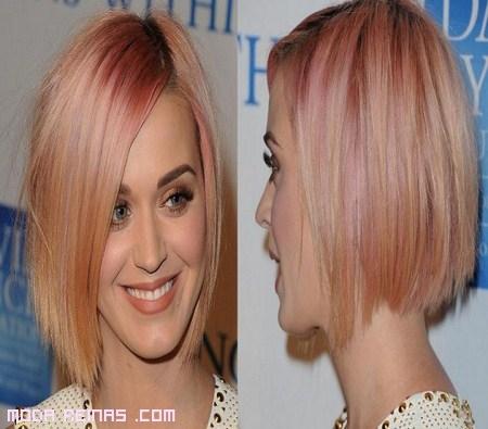 Cambios de look en Katy Perry
