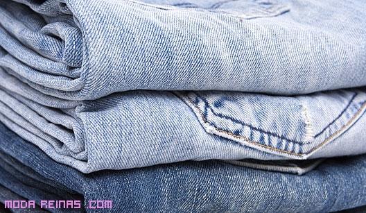 Lavar jeans con vinagre