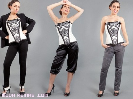 Corpiños elegantes de moda