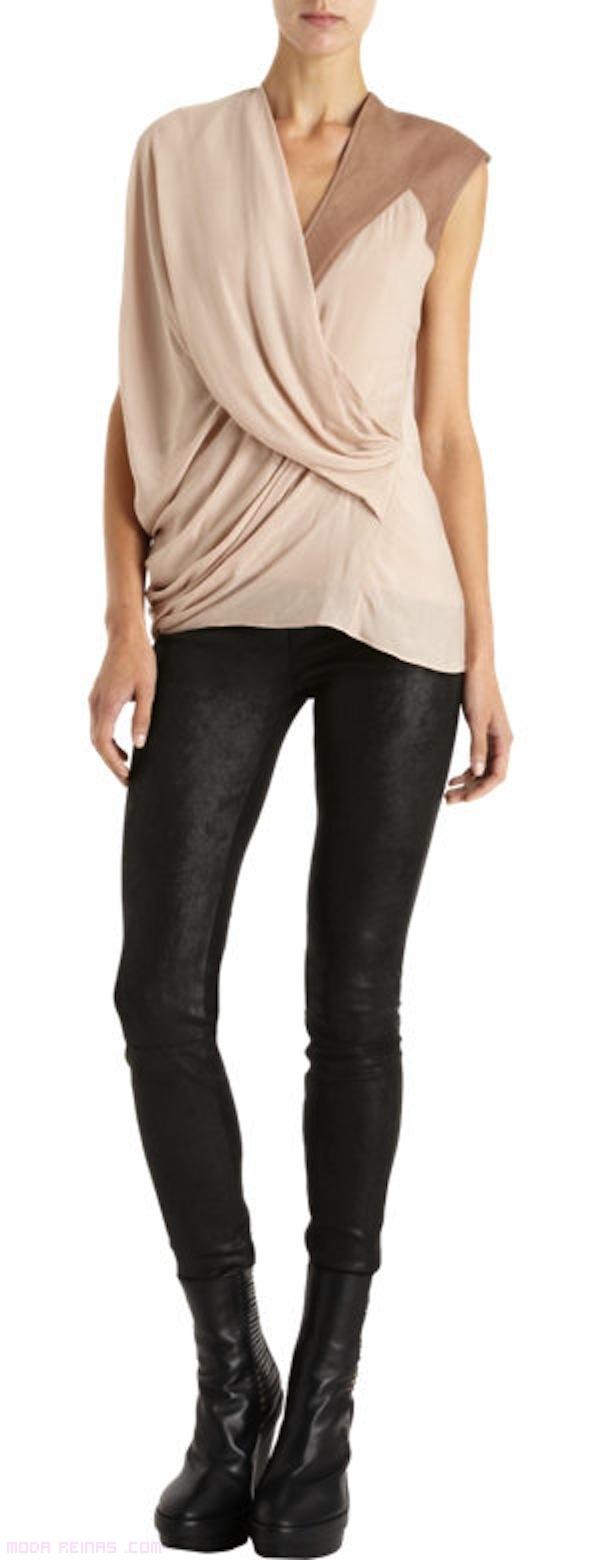 Blusas para combinar con leggings