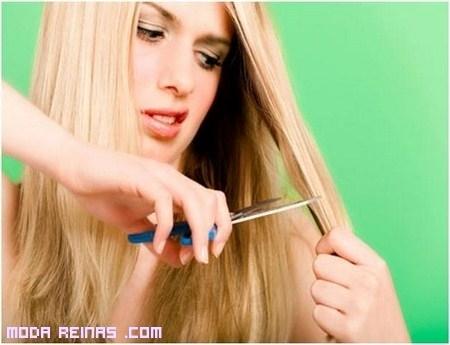 Cómo cortarse el pelo en casa