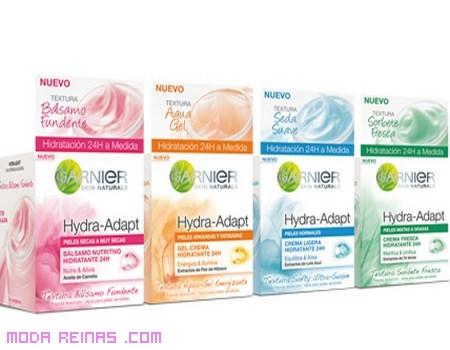 Cremas Hydra-Adapt de Garnier