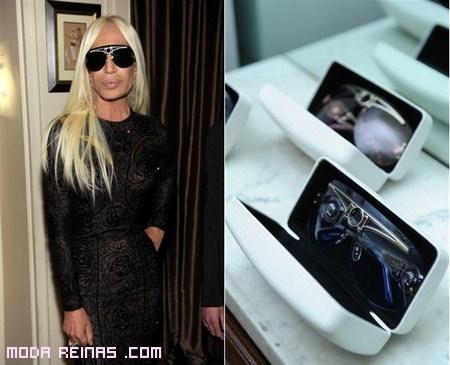 Nuevas gafas Versace 2012