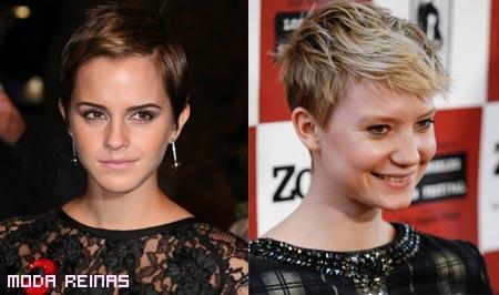 Peinados para cabello corto I