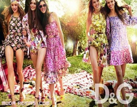 Moda D&G 2012