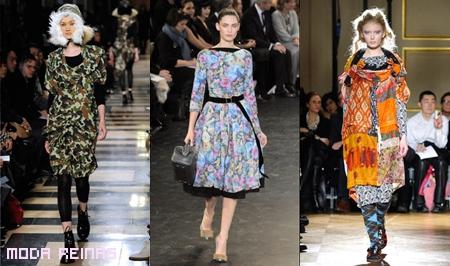 Estampados de moda Otoño 2010