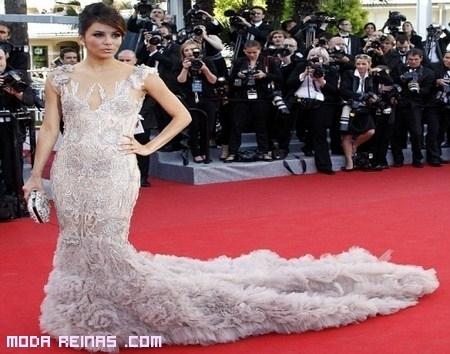 Mejores vestidos en el festival de Cannes 2012