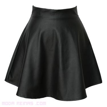 faldas juveniles de moda