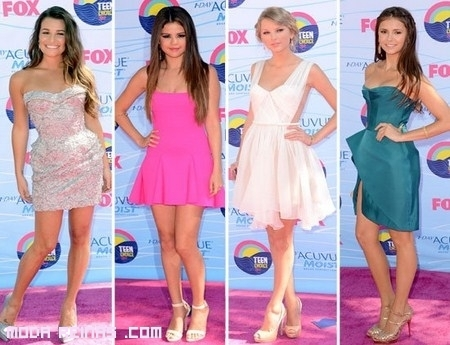 Premios Teen Choice 2012