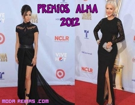 Premios Alma 2012