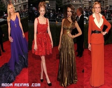 Gala Met 2012...lujo y glamour