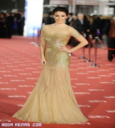 Premios Goya 2012 y sus estilismos
