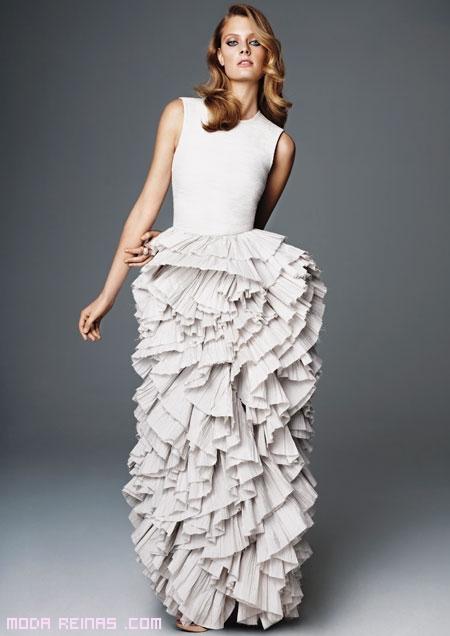 vestidos de fiesta 2012