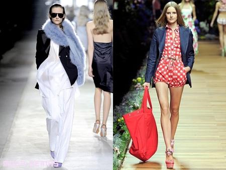 Ideas para looks primavera 2011