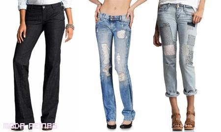 Jeans para estar a la moda Primavera 2010