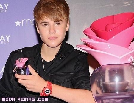 Colonia de Justin Bieber...para sus fans femeninas