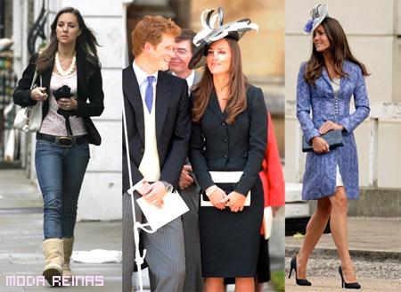Kate Middleton y su estilo de vestir