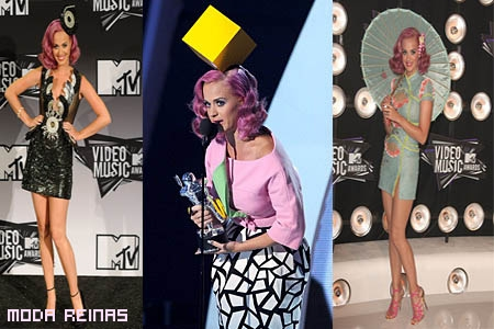 Vestidos de Premios MTV Video Music Awards