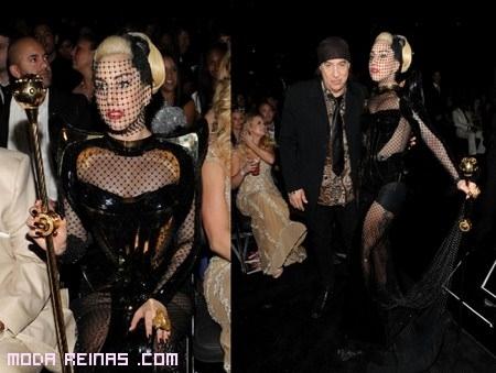 vestidos de Lady Gaga