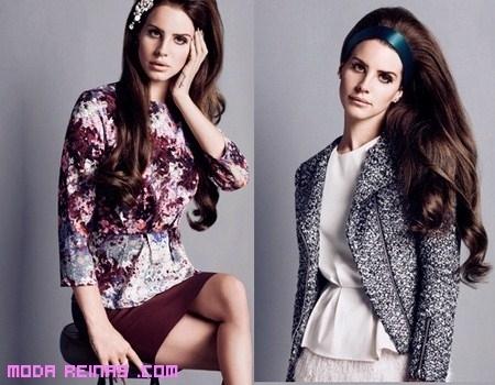 Lana Del Rey y H&m