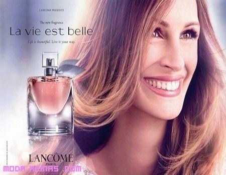 Nuevo Perfume Lancome muy optimista