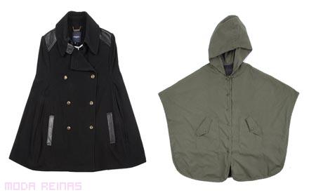 Abrigos a la moda Invierno 2010