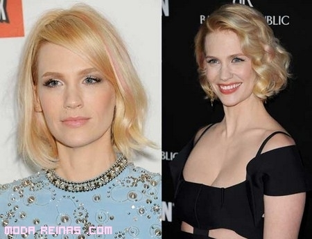 Looks de January Jones