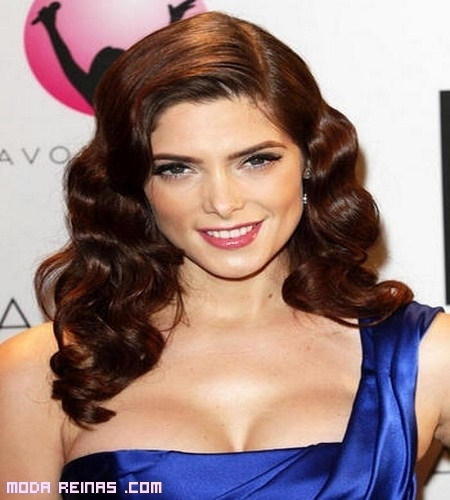 El look de una vampiresa, Ashley Greene