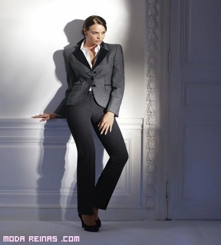 Look ejecutivo para mujeres modernas